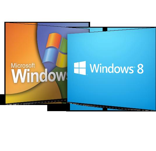 windows xp 8
